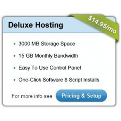 Deluxe Hosting Linux